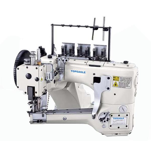 TF-6200 Feed-off-The-arm 4-needle 6-Thread Flat Seaming Machine