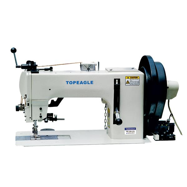 TCF-204 Flat Bed, Walking Foot, Needle Feed, Extra Heavy Duty Lockstitch Sewing Machine