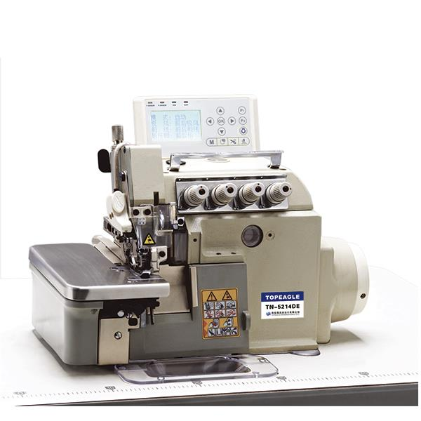 TN-5214DE Super High Speed Overlock Sewing Machine with Automatic Thread Cutter