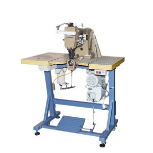 TSH-2081 Double Needle Shoe Upper Sewing Machine