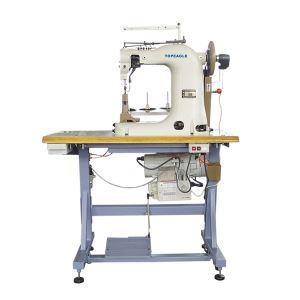 TSH-2654 Three Needle Low Post Bed Chain Stitch Sewing Machine