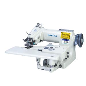 TBS-1190 Industrial Face Tacking Double Blindstitch Machine