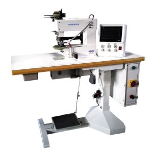 TSL-1802 Belt Type Fold Over-edge Machine