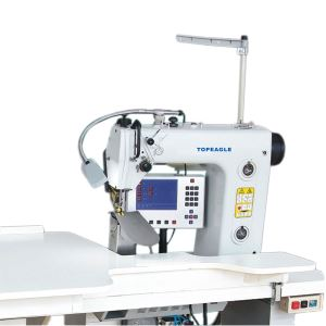 THS-550 Computerized Sleeve Setting Machine