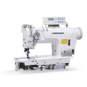 TD-8422 Direct Drive, 2-Needle Lockstitch Sewing Machine with Automatic Thread Trimmer