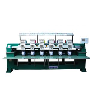 TEM-C906 Multi-Head Cap Embroidery Machine