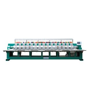TEM-HF915 High Speed Embroidery Machine Series