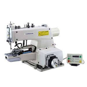 TBA-373D Direct-drive Button Attaching Machine
