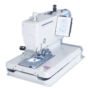TBH-580 Electronic Eyelet Button Hole Machine