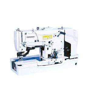 TBH-781 1 Needle Straight Button Holing Machine