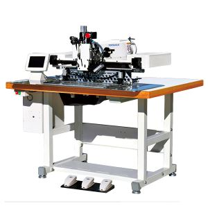 TPS-204-3020 Electronic Pattern Sewing Machine Is for Extra Heavy Duty Material