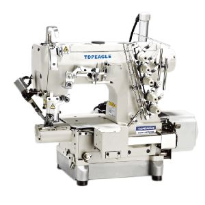 TK-264-01CB/PUT/DD Super High Speed Direct Drive Small Cylinder Bed Interlock Sewing Machine Pneumat