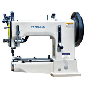 TCB-205 Single Needle, Cylinder Bed Walking Foot Sewing Machine