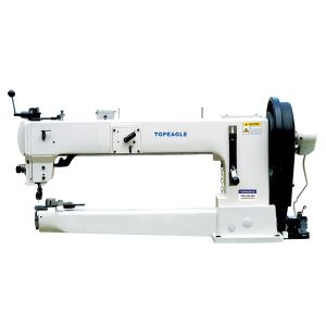 TCB-205-635 Single Needle,Cylinder Bed, Long Arm, Compound Feed Extra Heavy Duty Sewing Machine