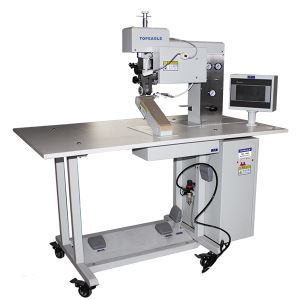 TSL-1602 Multi-function High Arm with Roller Sewfree Sportswear Hemming Machine