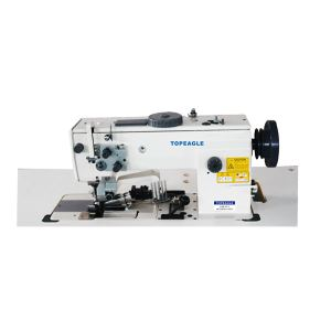 TCF-767-AE Single Needle Compound Feed Sewing Machine with Edge Cutter