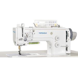 TCF-1898 Single Needle Compound Feed Lockstitch Sewing Machine