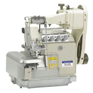 TN-5214-LFC Super High Speed 4 Thread Elastic Tape Attaching Overlock Sewing Machine