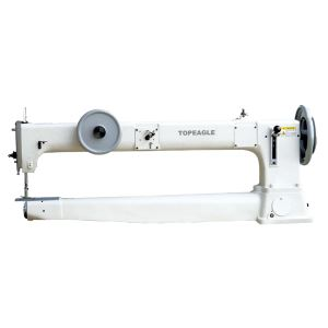TCB-411N Cylinder Bed Transverse Seam Super Long Arm Sewing Machine With Large Shuttle Hook