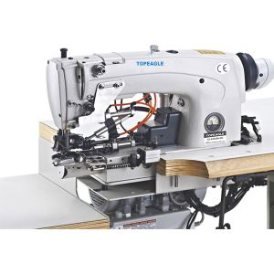 TC-63900 Cylinder Bed Lockstitch Bottom Hemming Machine