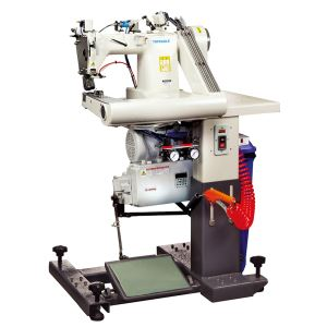 TF-9588 High Speed Multi-Function Feed-Off-The-Arm Chain Stitch Machine