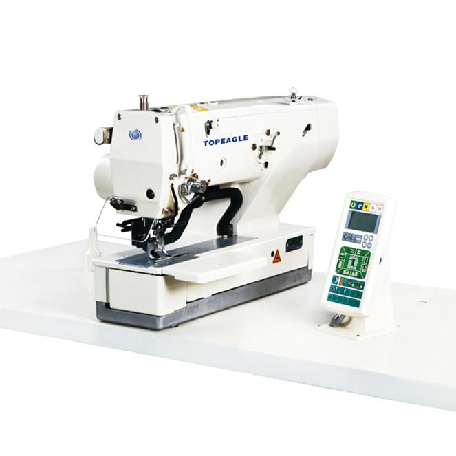 TBH40S Electronic Straight Button Hole Sewing Machine Enchanting Buttonhole Sewing Machine