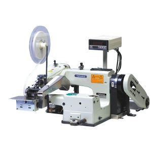 TBS-370-T Belt Loop Blindstitch Machine with Auto Ironing Device