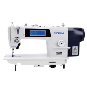TC-6520M-D4 Single Needle Direct Drive Lockstitch Sewing Machine With Automatic Thread Trimmer