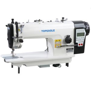 TC-6893-D4 Single Needle Direct Drive Integrated Computer Controlled Lockstitch Sewing Machine