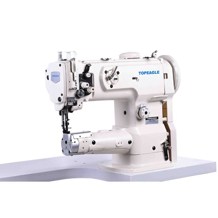 TCB-1341 Cylinder Bed Large Hook Compound Feed Lockstitch Sewing Machine
