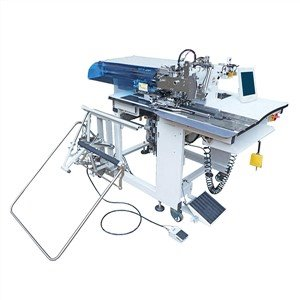 APW 896 Automatic Pocket Welting Machine